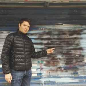 Tucker Anjin - Writer in Tokyo