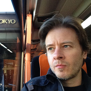 Greg Rawson - Creative Director in Tokyo