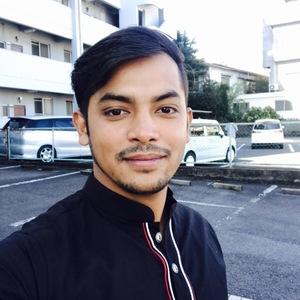 Pappu Mozumder - Photographer in Oita, Japan
