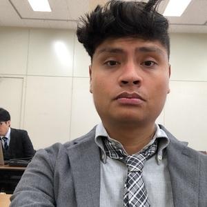 Jesus Alejandro Molina Llarena - Researcher in Tokyo, Japan
