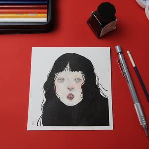 Meika Matsuzaki - Artist in Tokyo, Japan