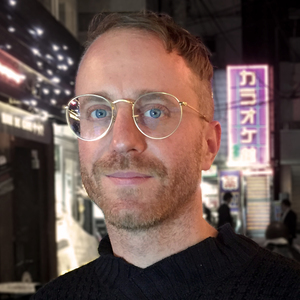 Adrian Suter - Motion Graphics Designer in Tokyo