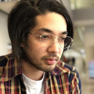 Kouki Komatsuzawa - Print Designer in Tokyo