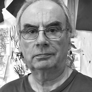Roger Barnard - Artist in Tokyo, Japan