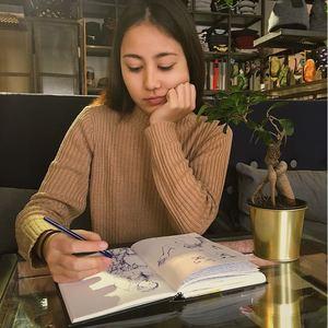Sumie Newell - Illustrator in Tokyo