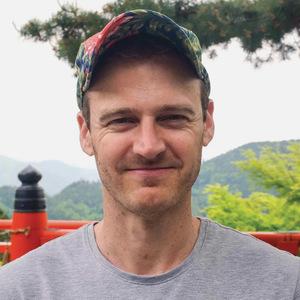 Craig Rozynski - Artist in Tokyo