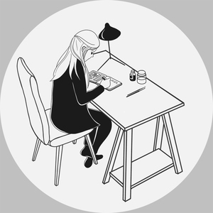 Veronika Ikonnikova - Artist in Tokyo