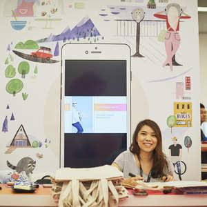 Fern Choonet - Illustrator in Tokyo