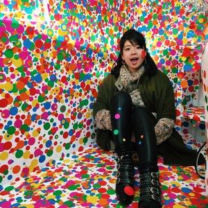 Agnes Nata - Print Designer in Tokyo