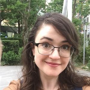 Aurora Dordan - Artist in Tokyo