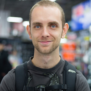 Vladimir Markov - Product Designer in Tokyo