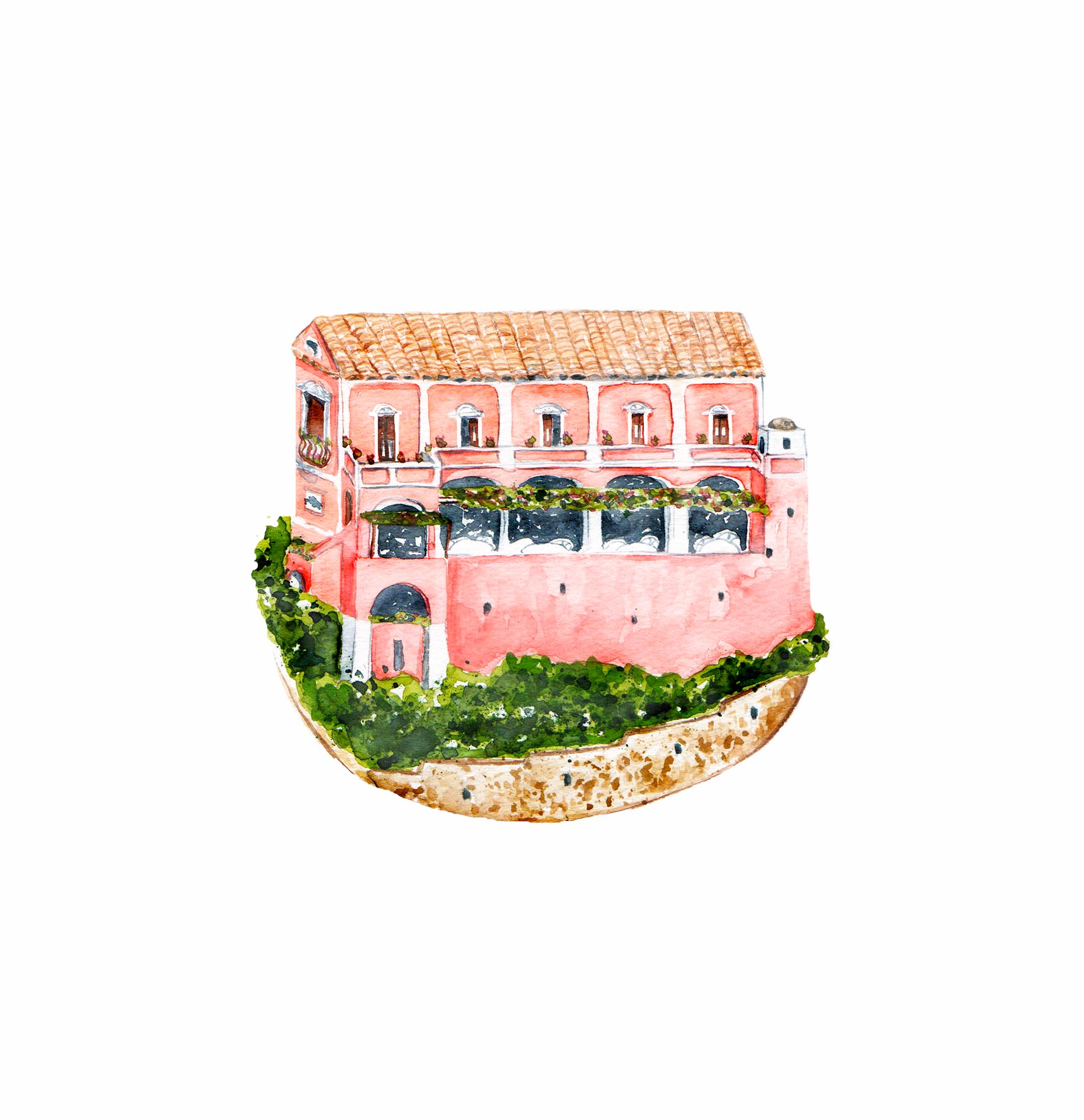 Villa San Giacomo Positano, Italy