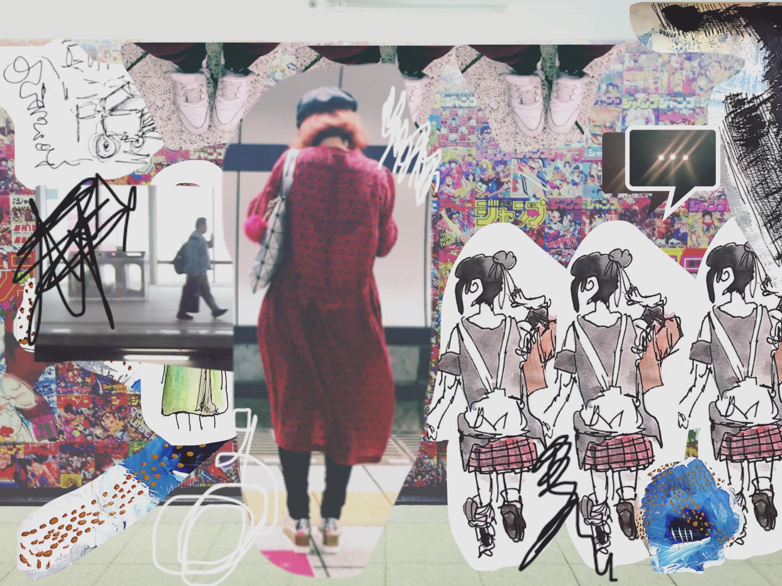 tokyo sendai collage - 14072017