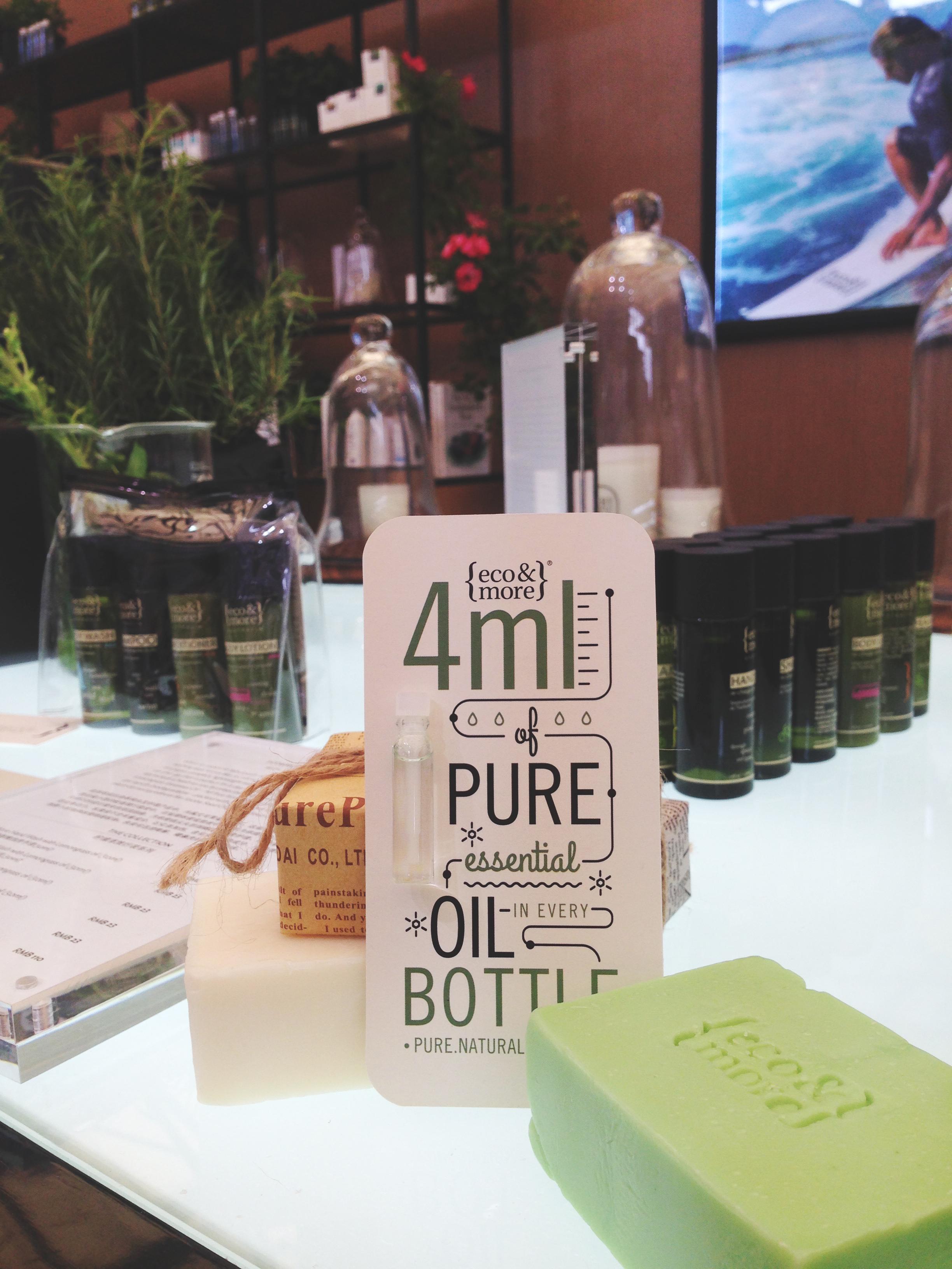 Eco&More Essential Oil Cards