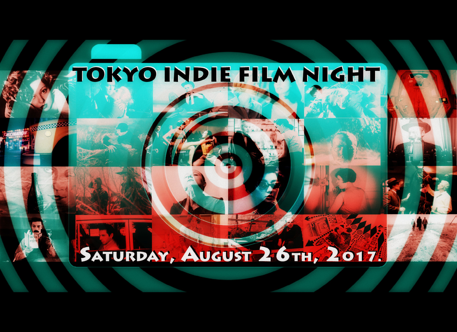 Tokyo Indie Film Night (promotional poster)