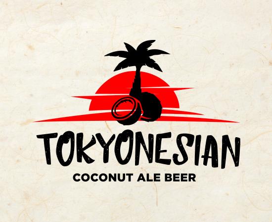 Tokyonesian Coconut Ale Beer