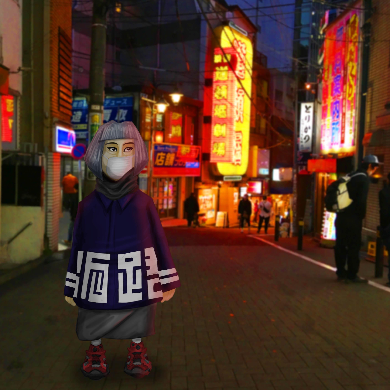 Tokyoite #006