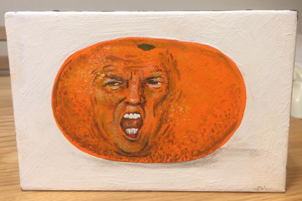 Angry Tangerine
