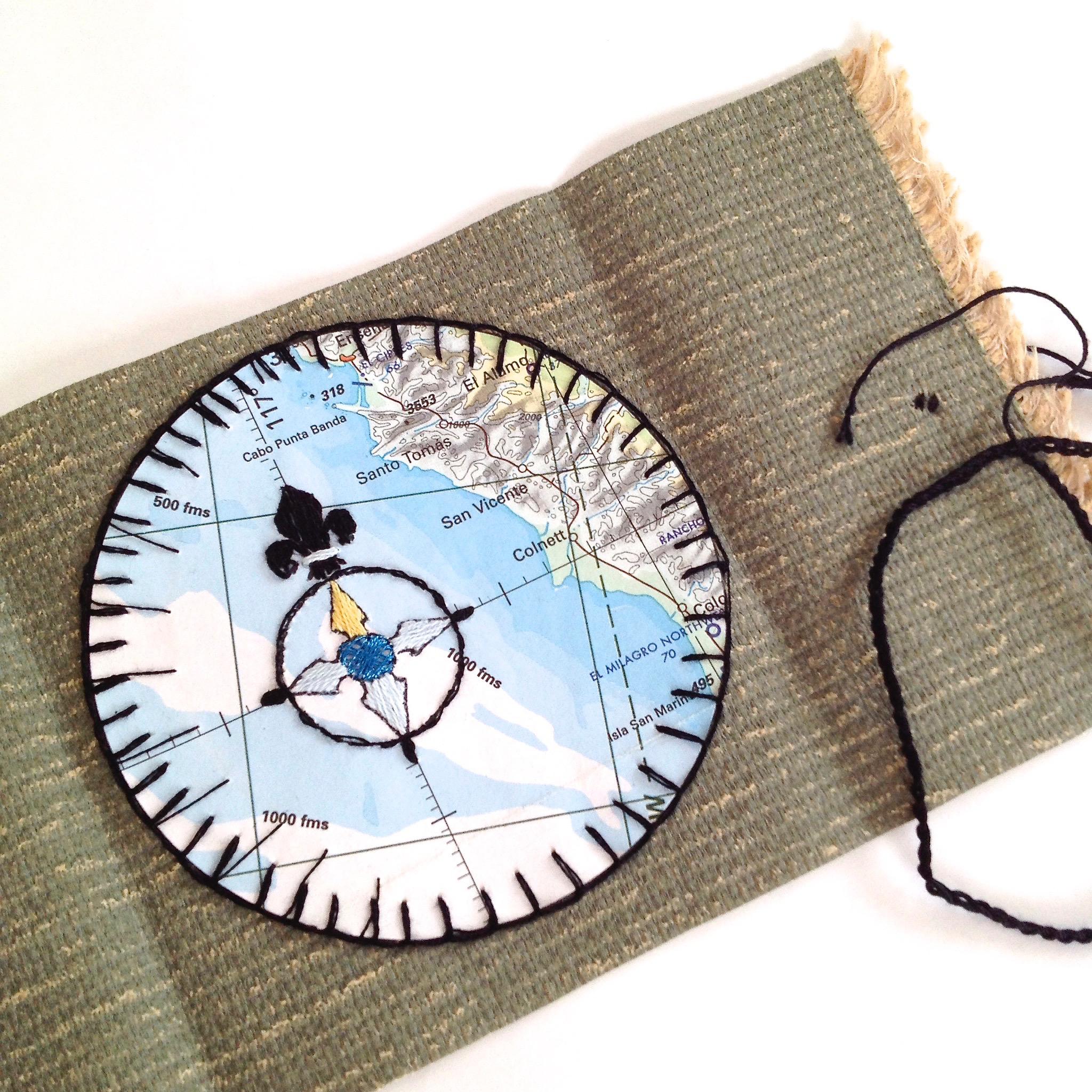 Navigation & Migration Series - Book Arts