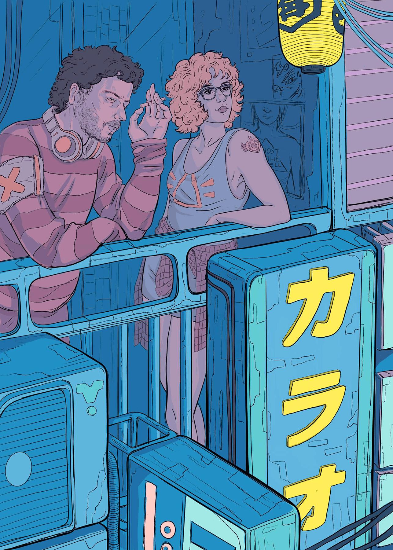 Dream of Tokyo