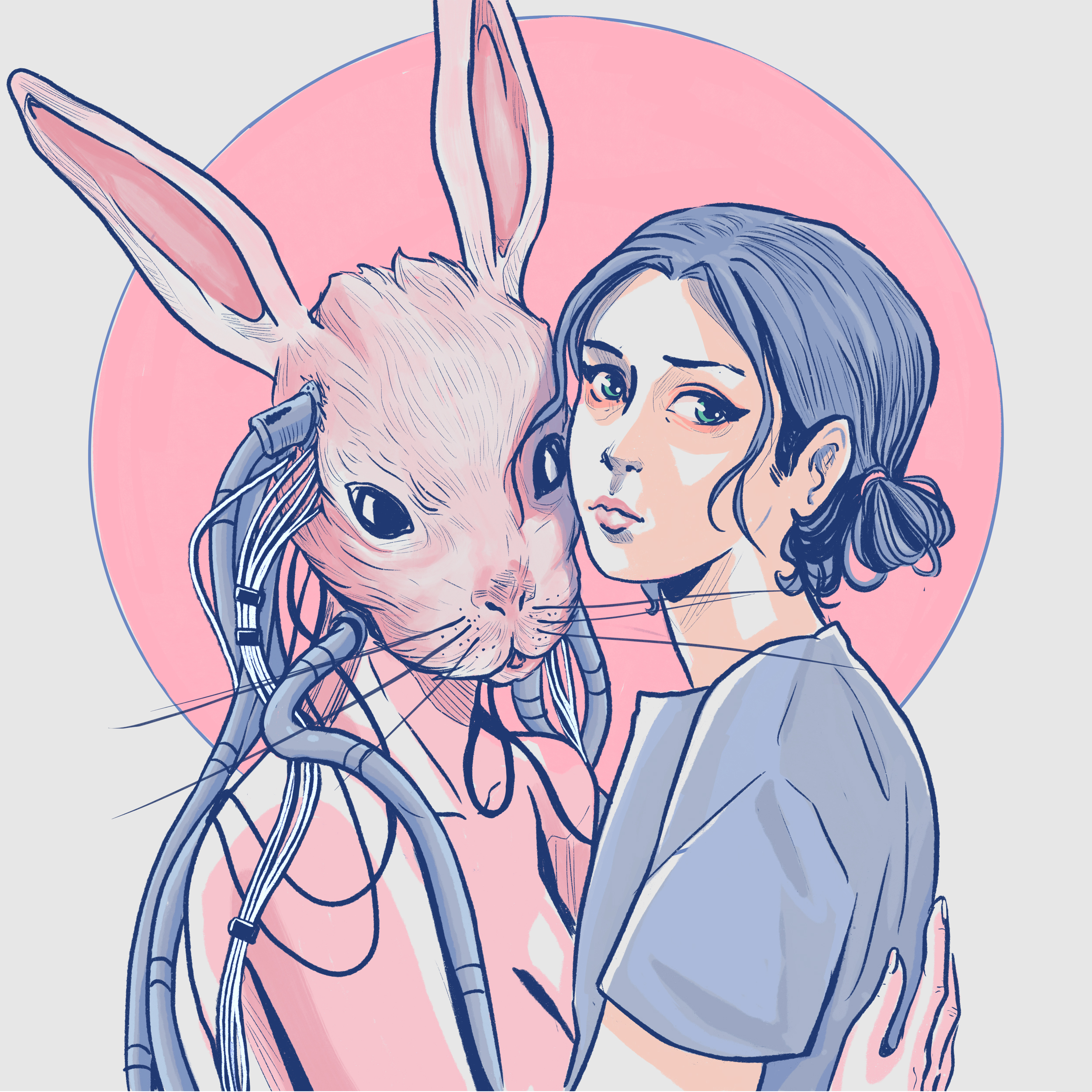 Aki X Rabbit