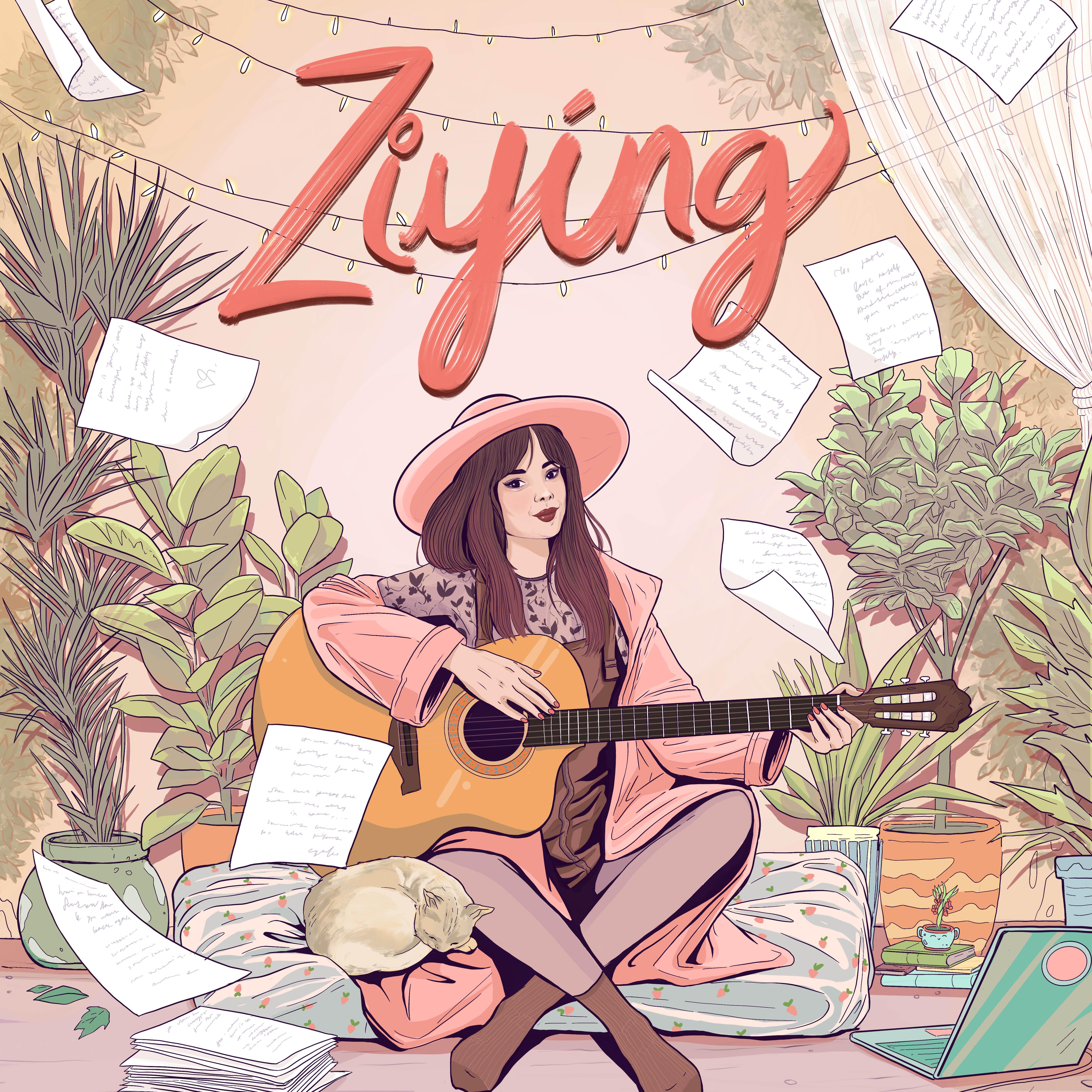 Emily's album cover
