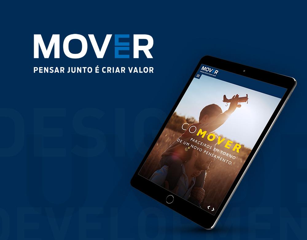 Mover Participações - Website