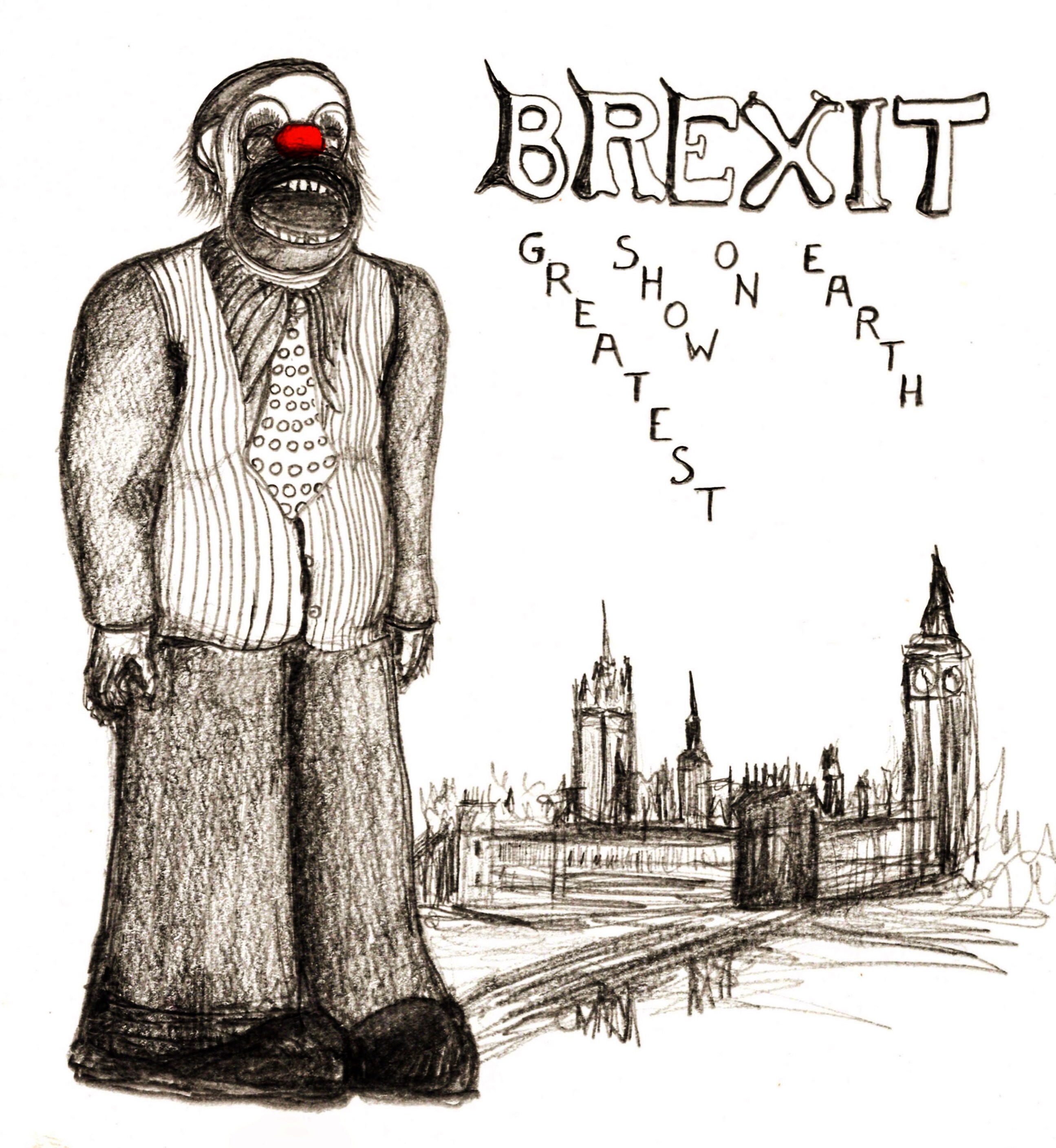 Brexit the clown