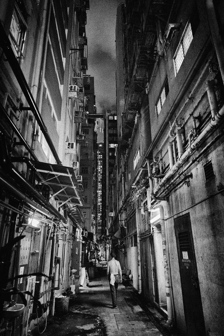 Hong Kong Verticality