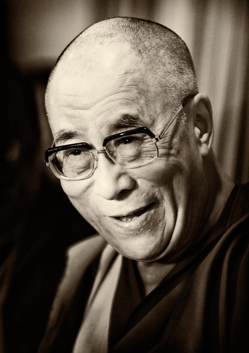 The Dalai Lama in Tokyo