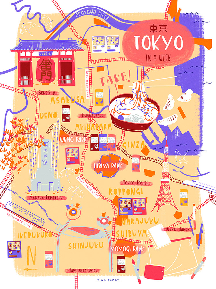 Tokyo in a week