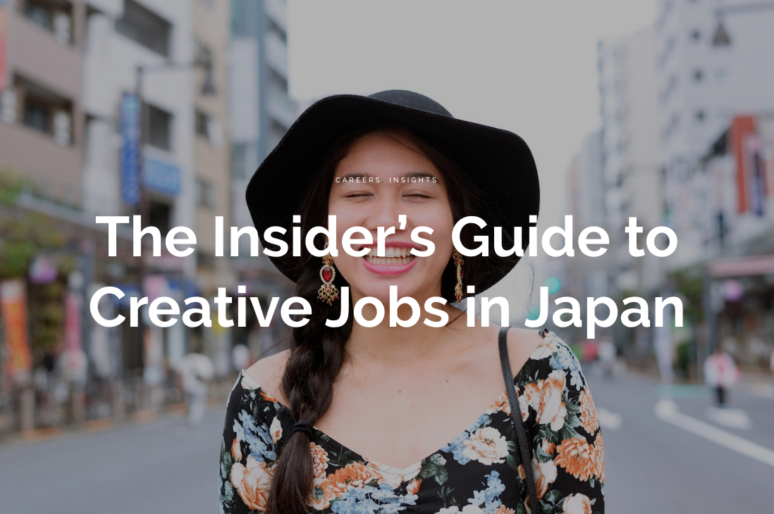 The Insider's Guide to Creative Jobs in Japan