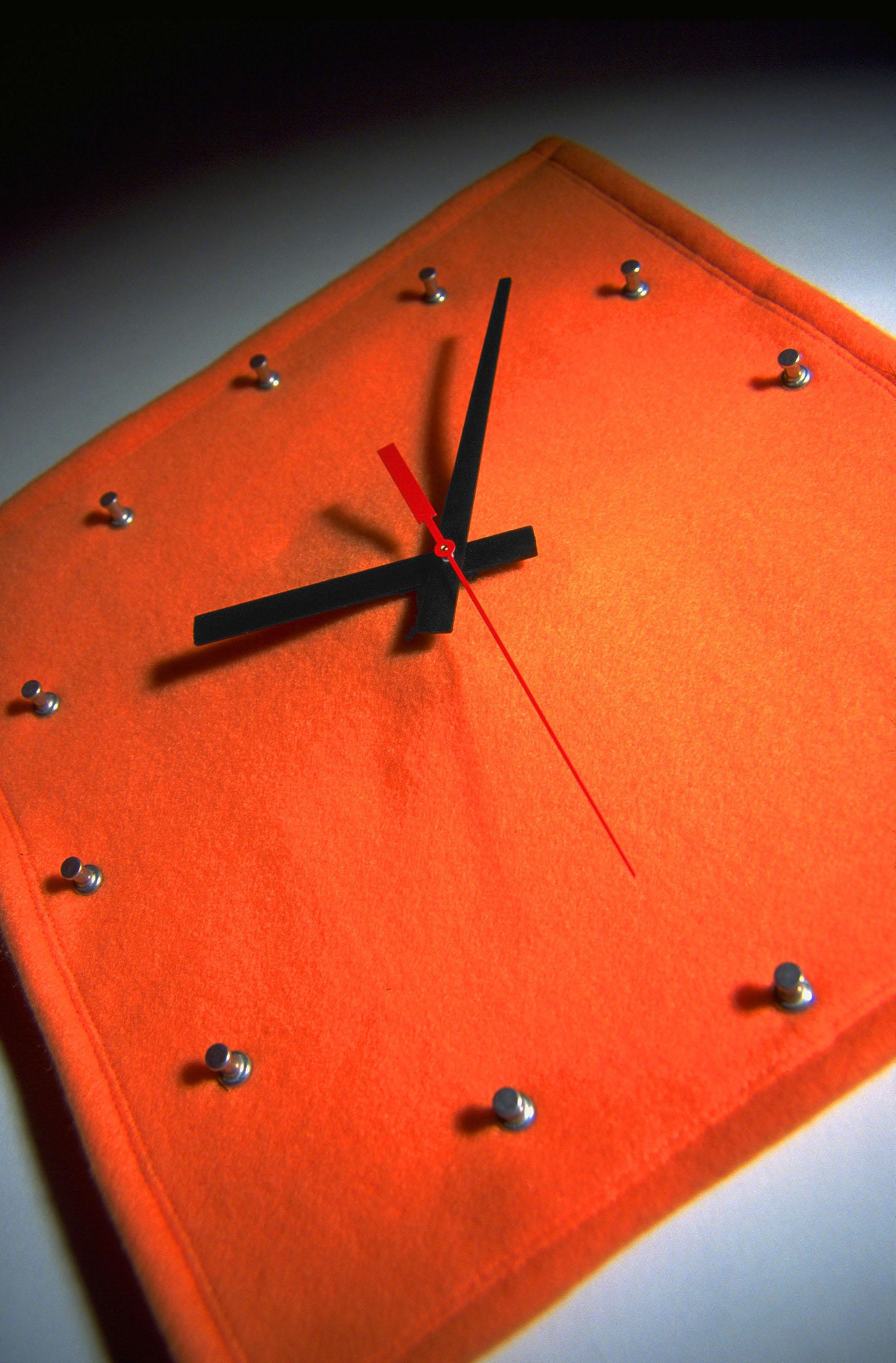 Pinup Clock