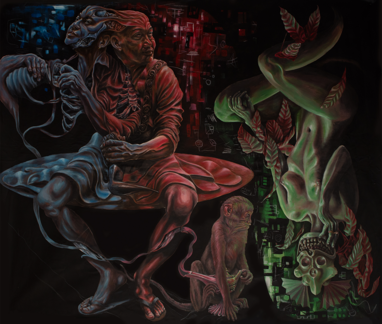 Nepalese strangeness