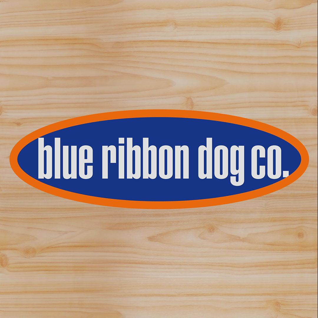 Visual Branding for Blue Ribbon Dog Company