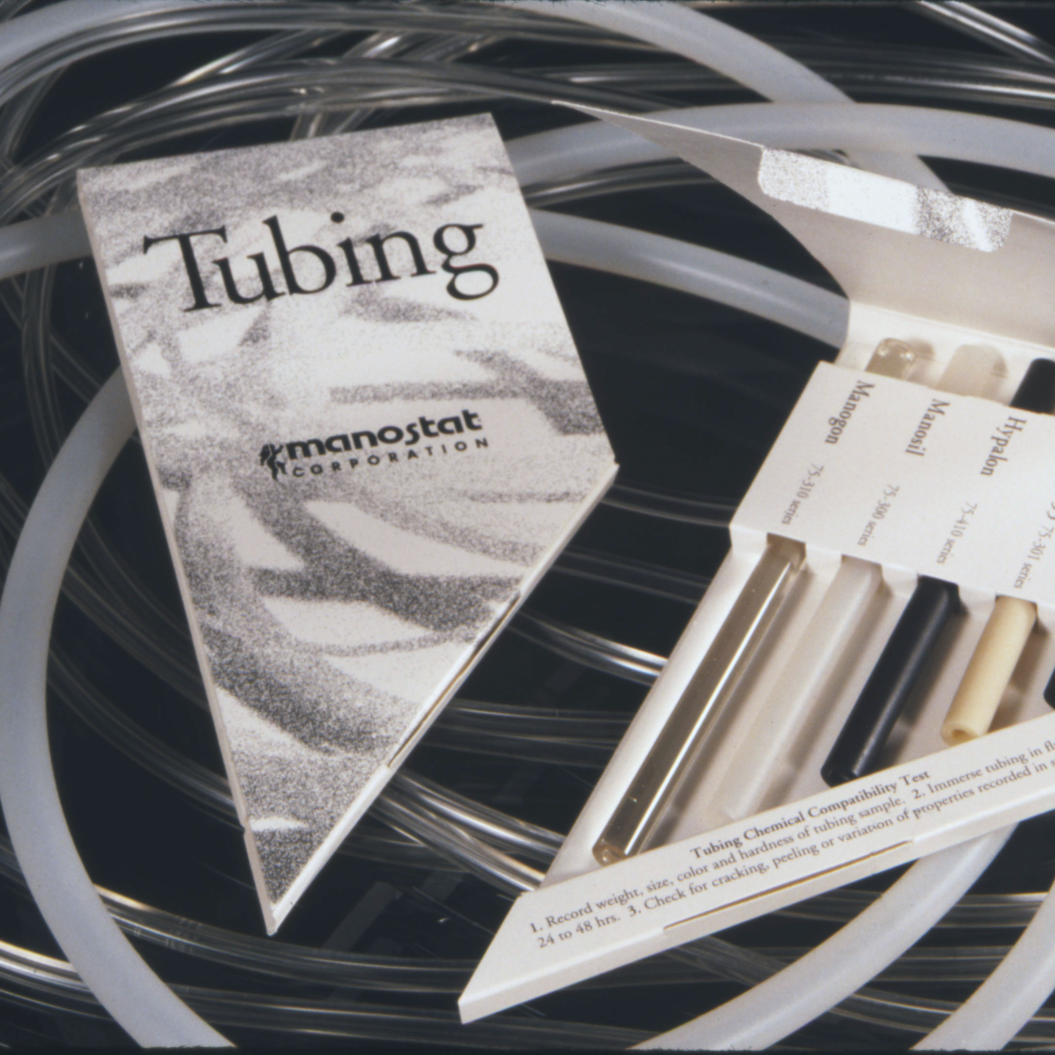 Sample tubing packaging
