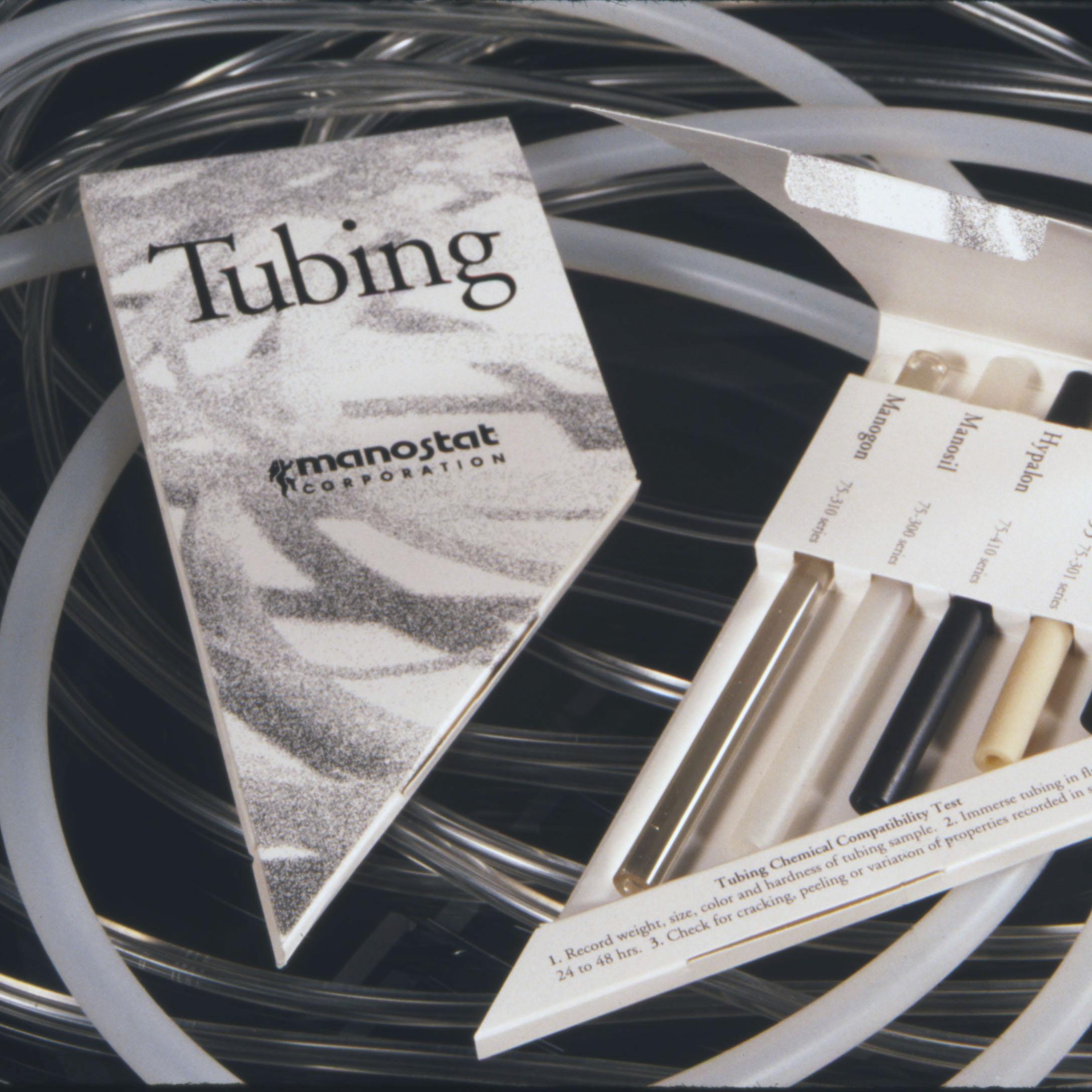 Sample tubing packaging