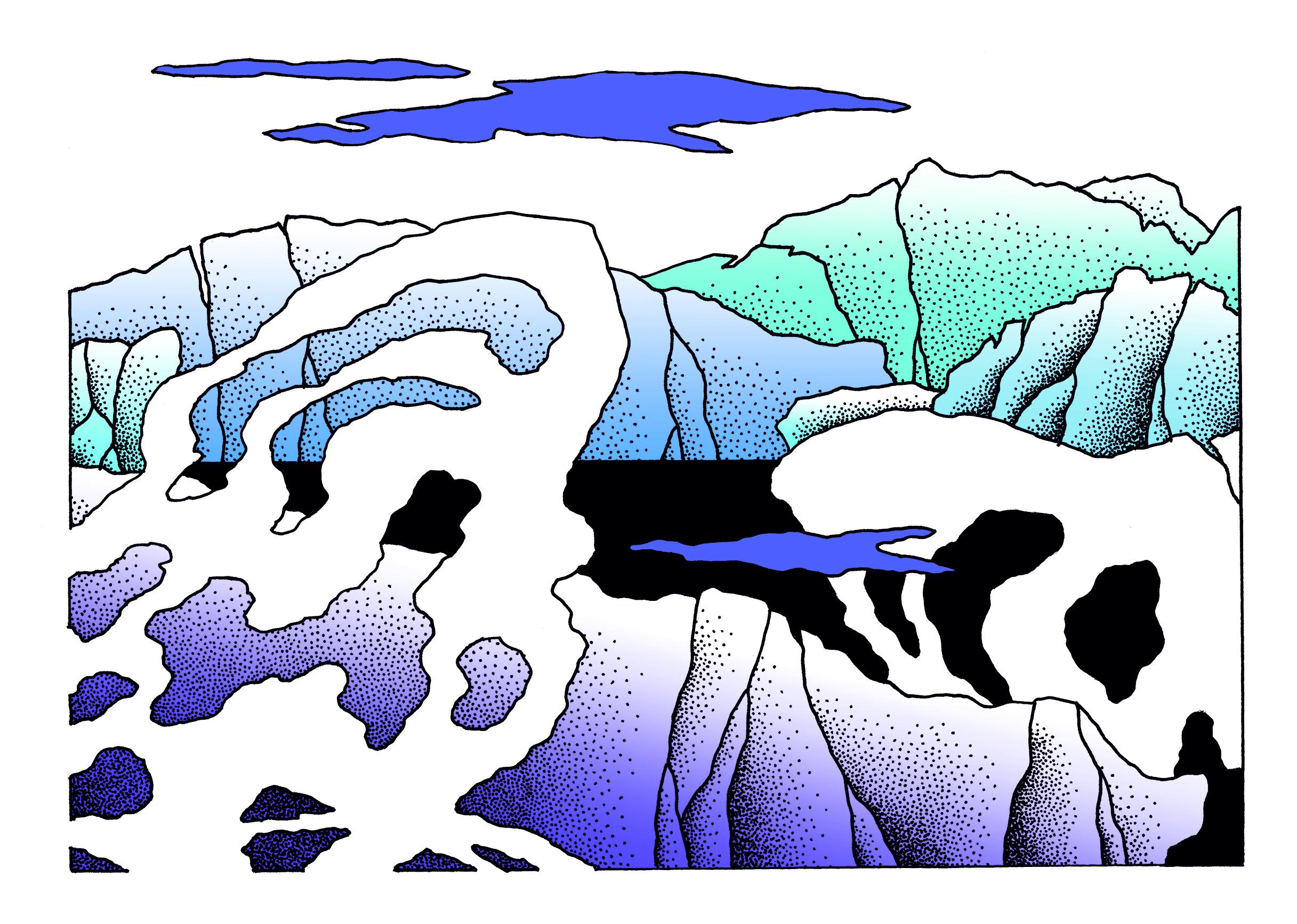La montée des eaux