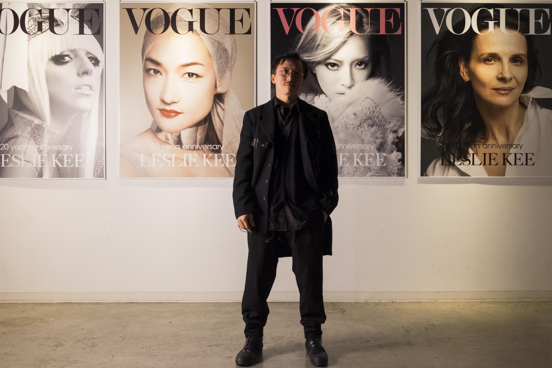 SHOOTING & INTERVIEW - Leslie Kee Tokyo