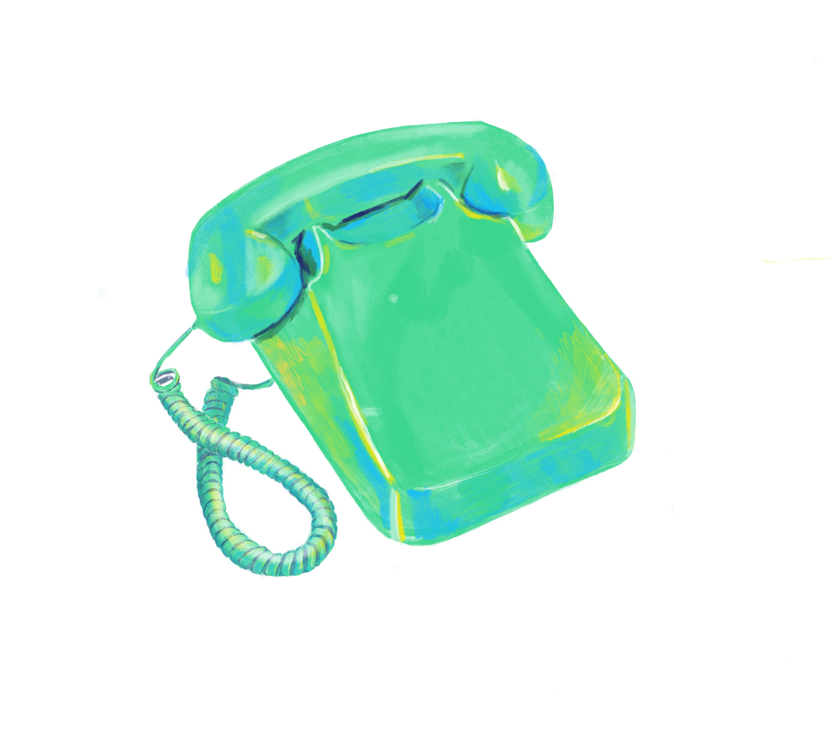 Useless phone