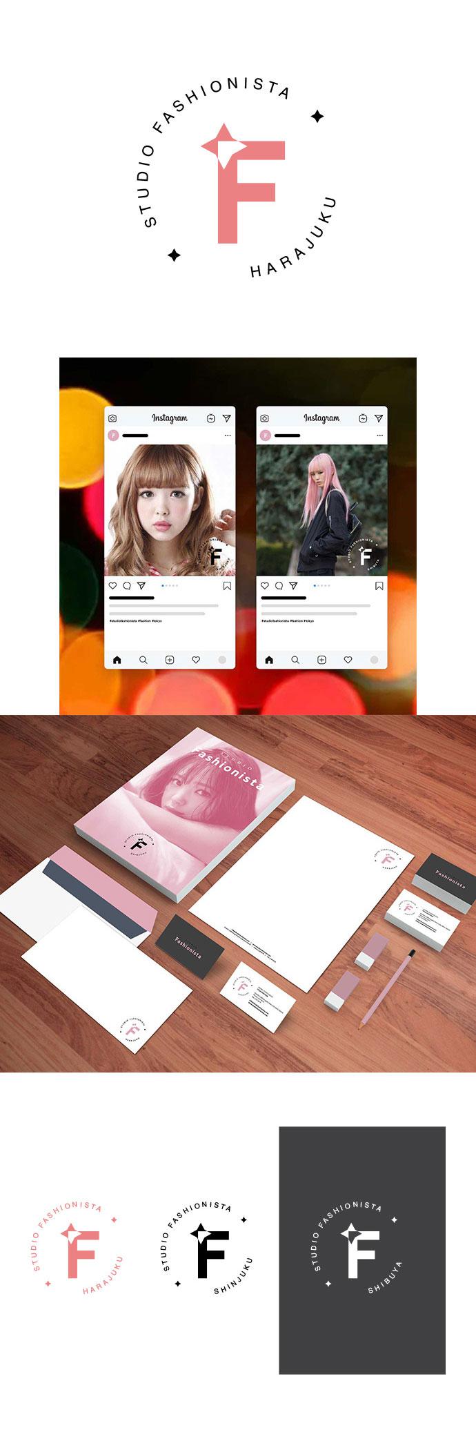 Studio Fashionista - Brand Development
