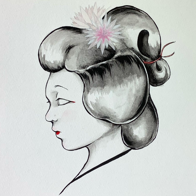 Japanese Woman #1