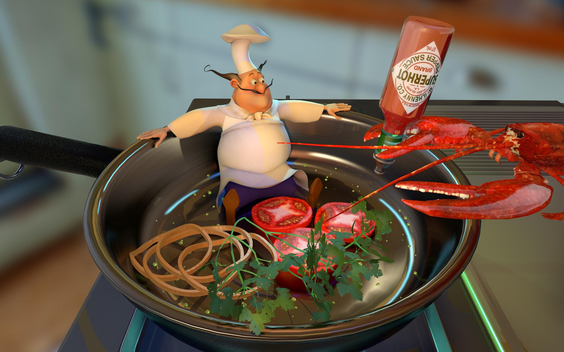The Chef's Nightmare