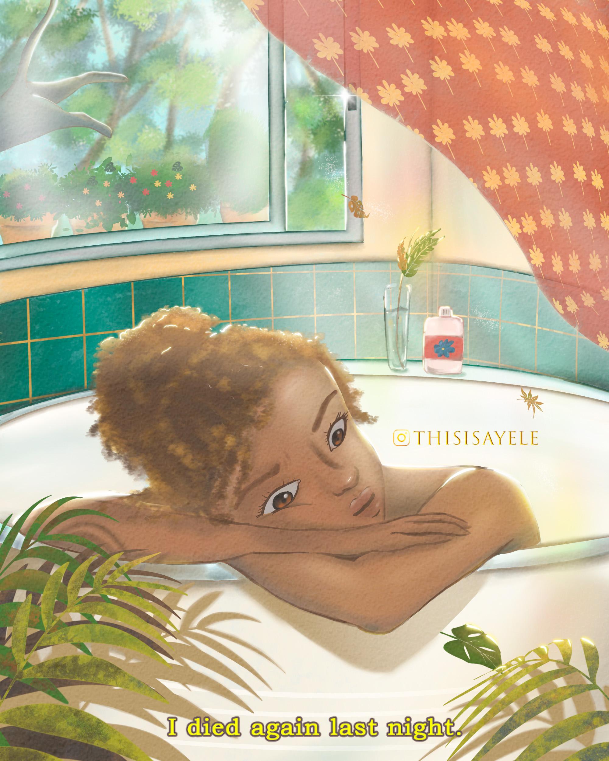 Bathtub thoughts