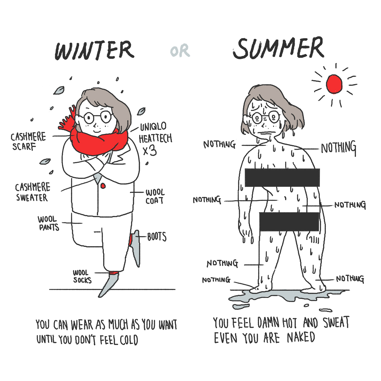 Winter or Summer?