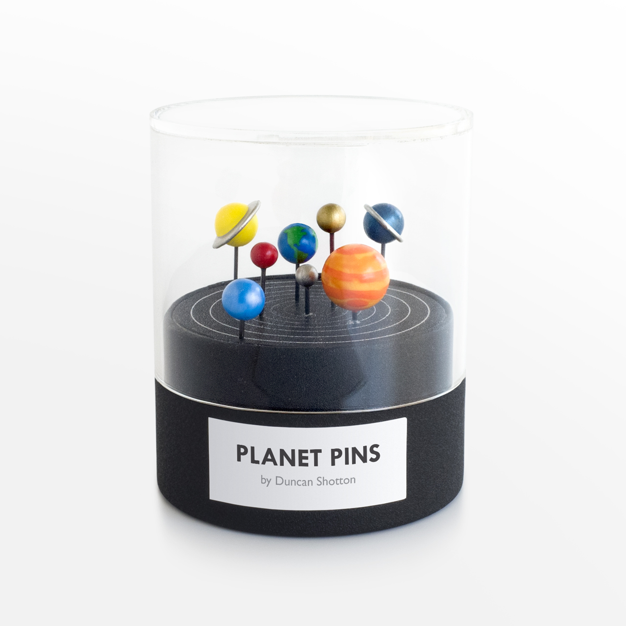 Planet Pins
