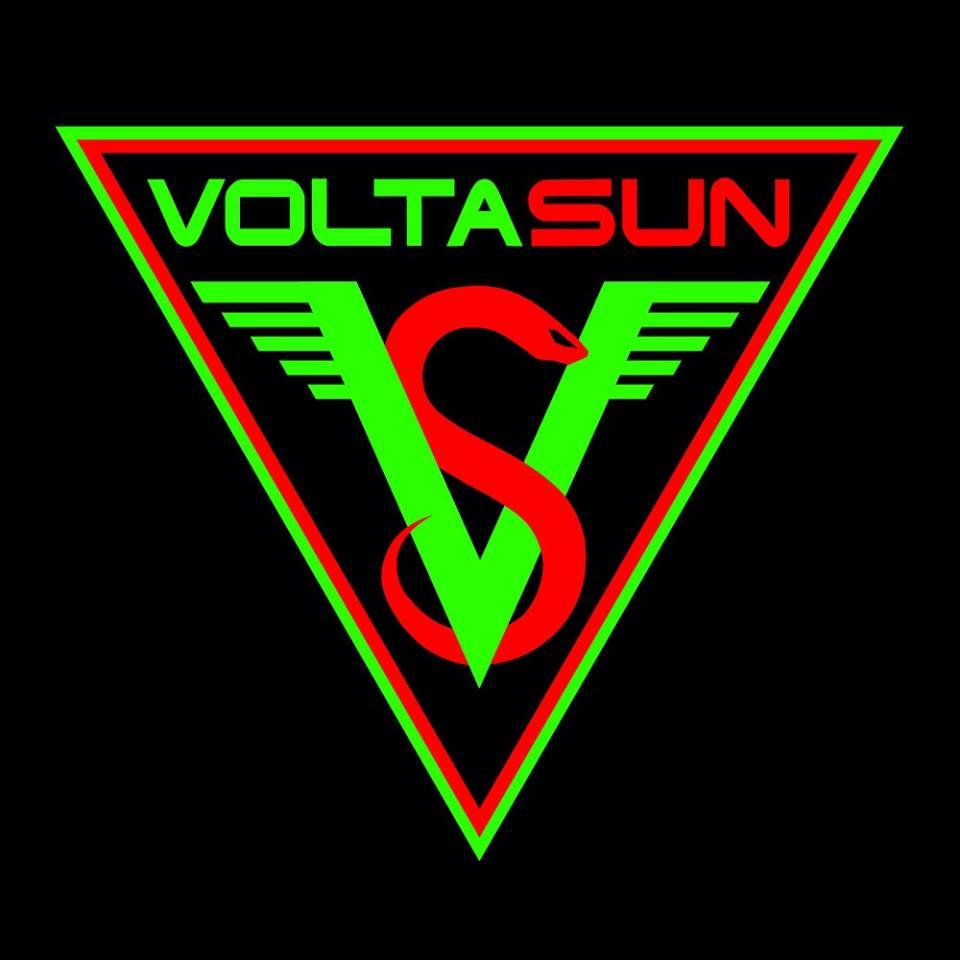 VOLTA SUN ~ logo work