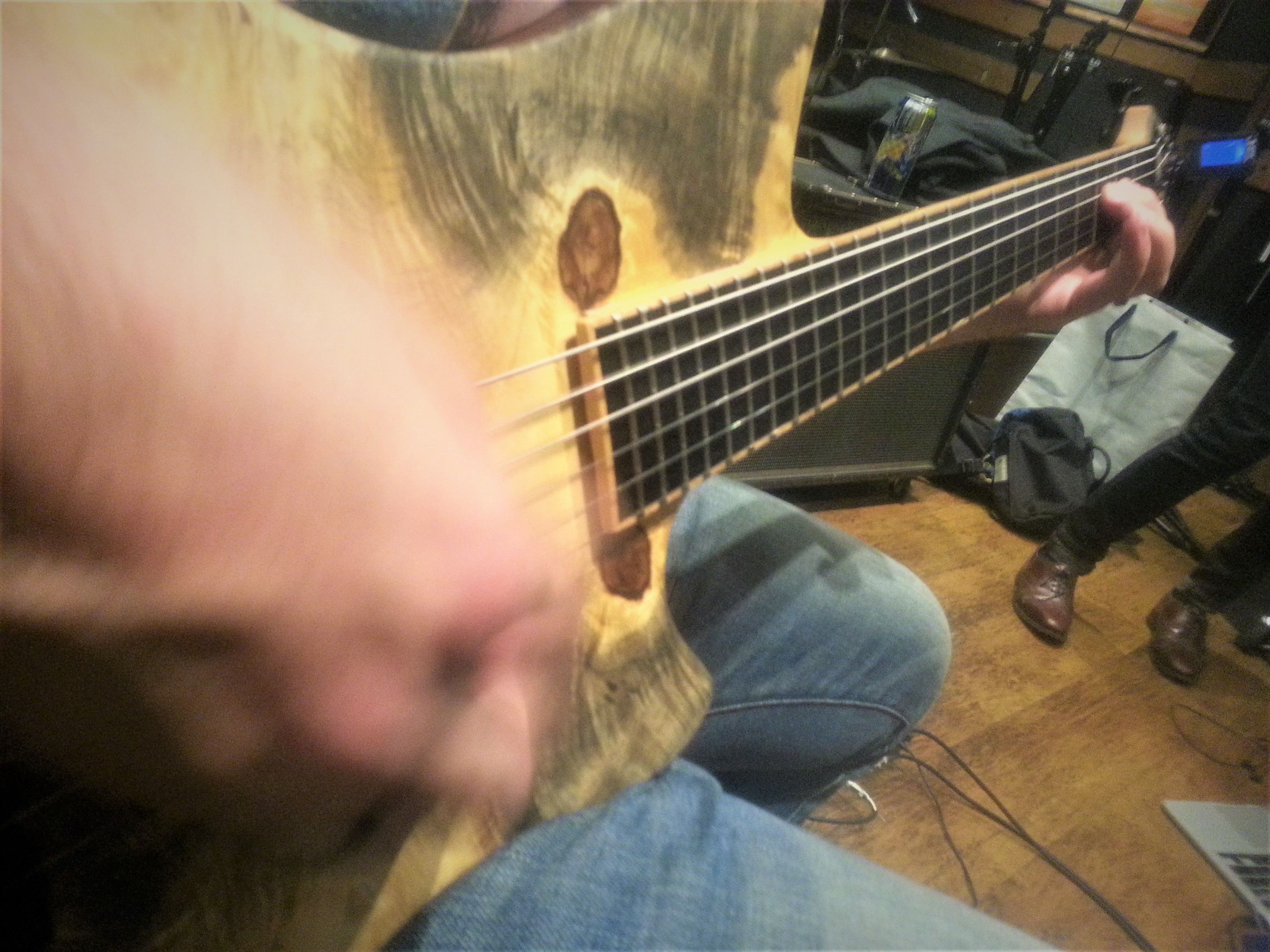 Canvas Musician's  Jam #2