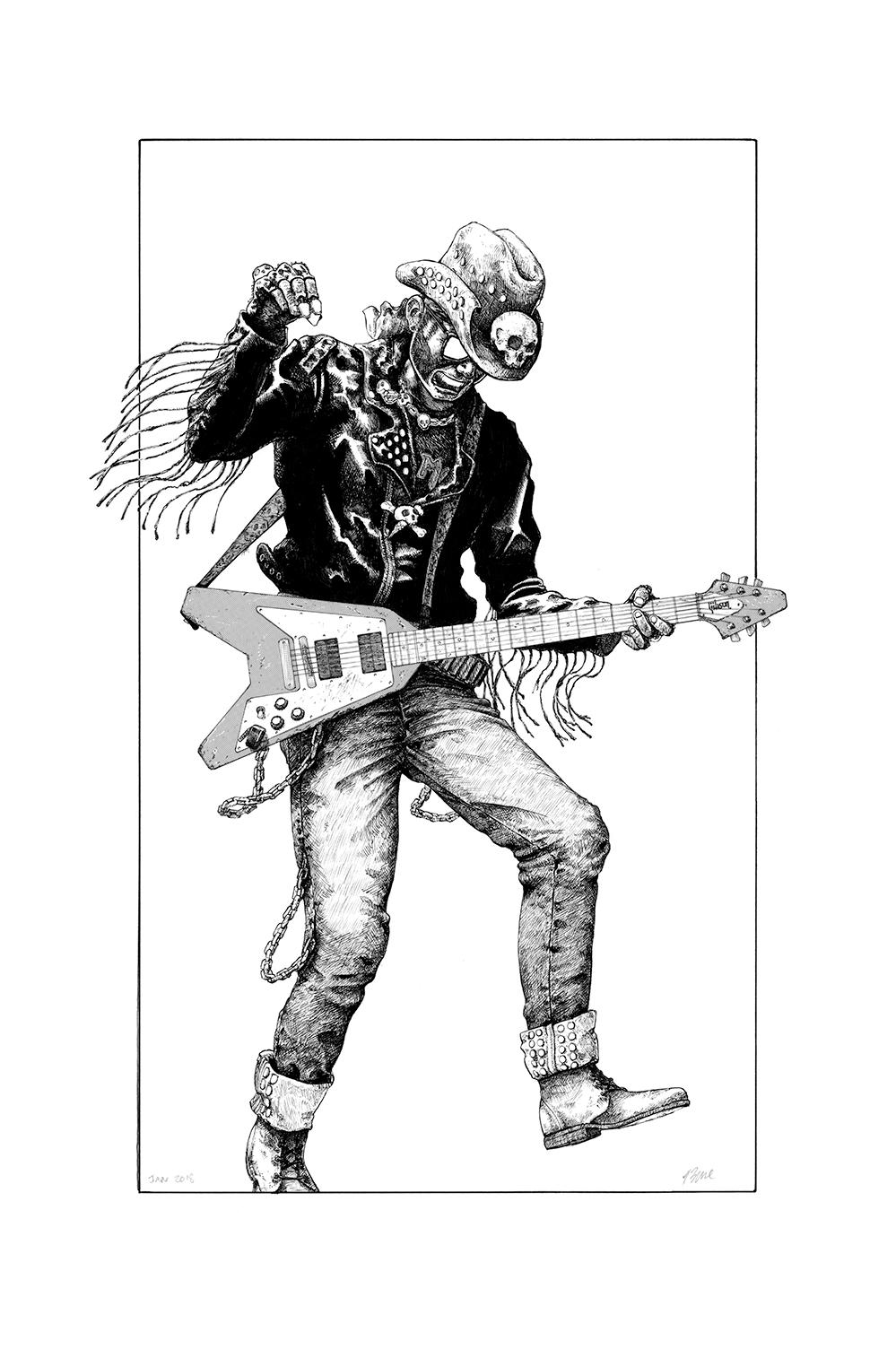 Metalhead—Doomsday Cowboy