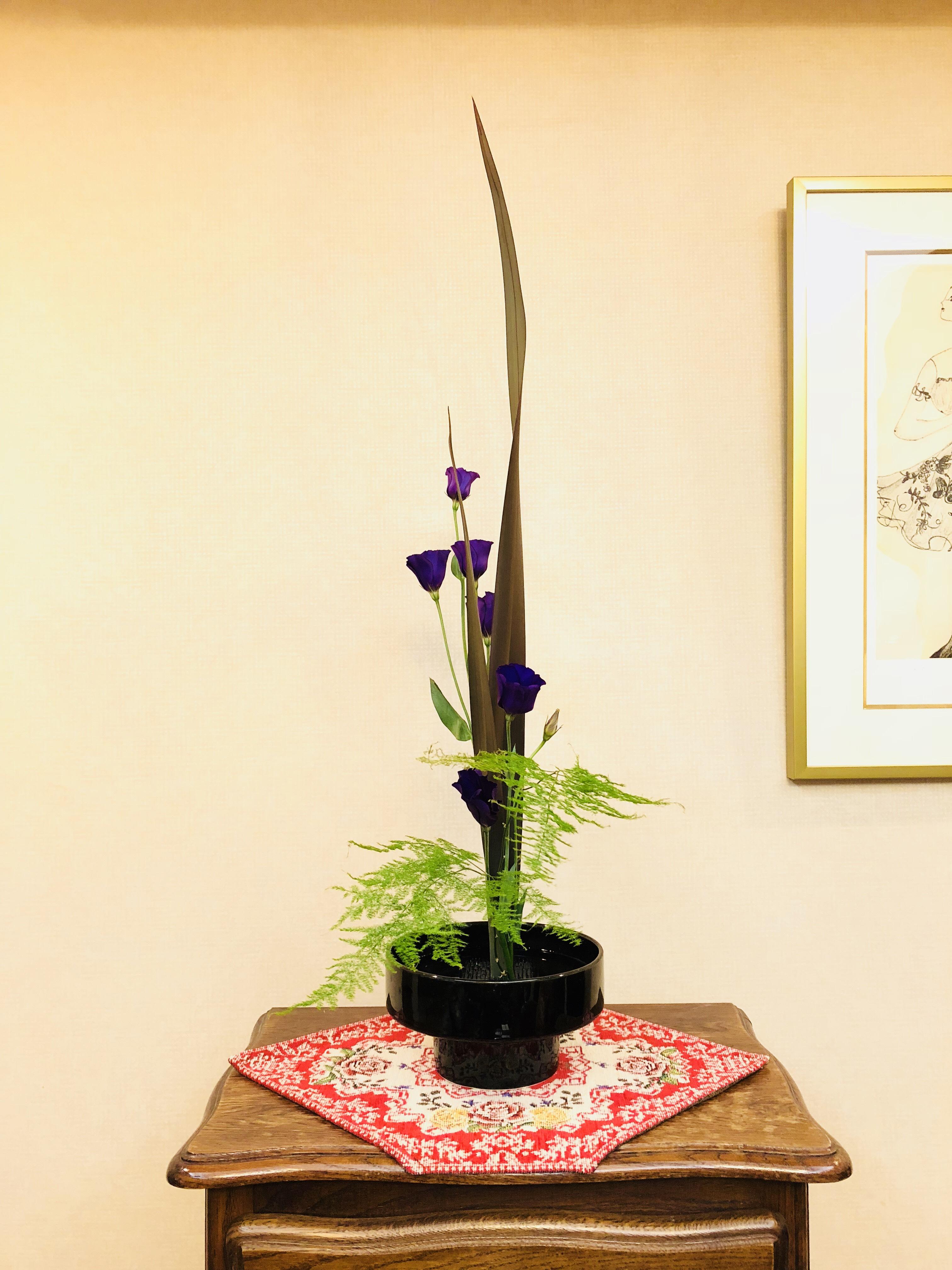 Ikebana-ikenobo-shoka-shimputai